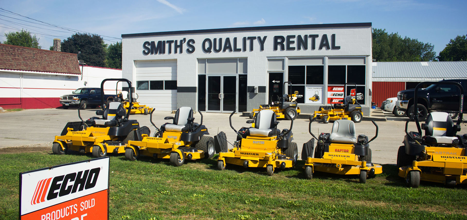 Smith's Quality Rental