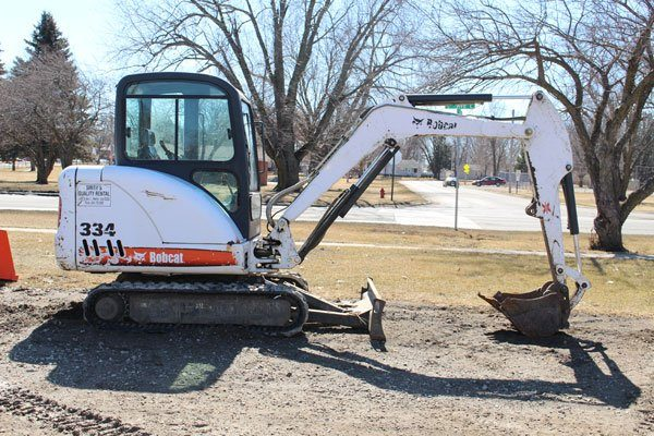 Bobcat Earth Mover